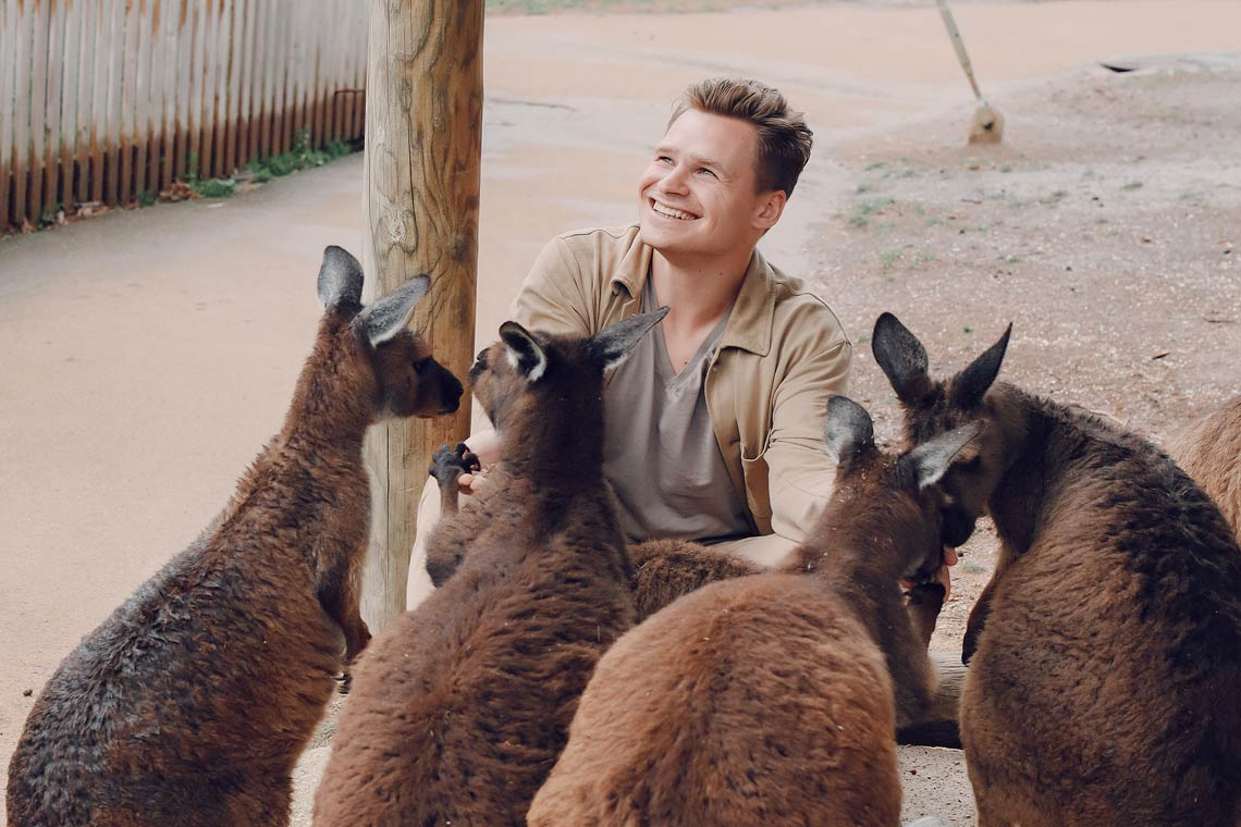 Australia visitor visa for tourism