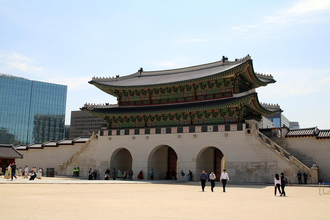 All requirements for B-2-1 Tourist / Transit Visa in South Korea