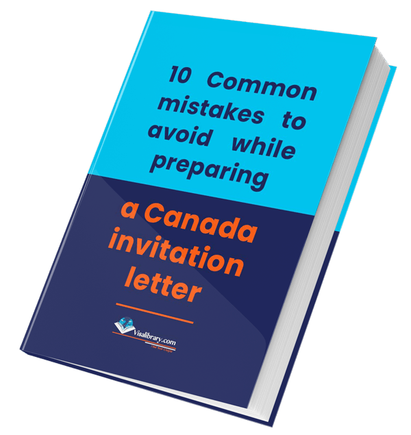 10 Common mistakes to avoid while preparing a Canada invitation