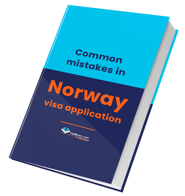Common mistakes in Norway visa application