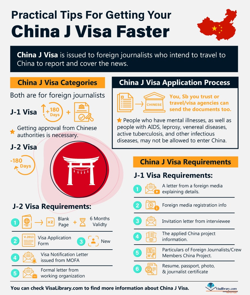 Practical Tips For Getting Your China J Visa Faster